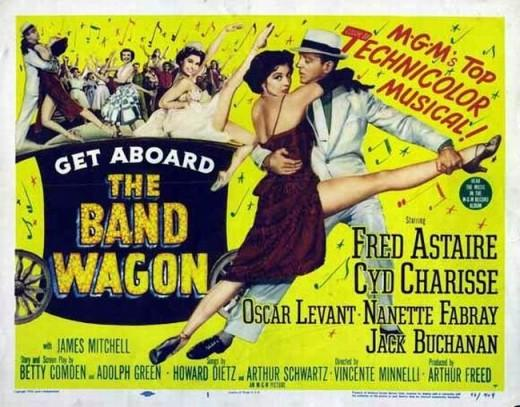 Musicales: The Band Wagon