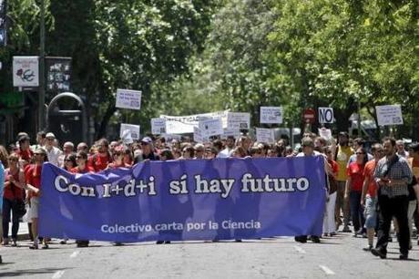 Más de 71.000 firmas para salvar al CSIC