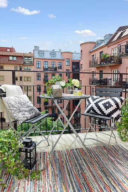 Terrazas y balcones paperblog - Balcones y terrazas ...