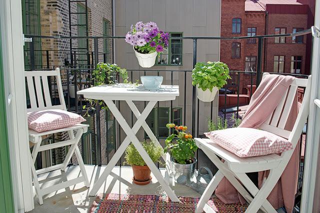 terrazas y balcones paperblog. Black Bedroom Furniture Sets. Home Design Ideas