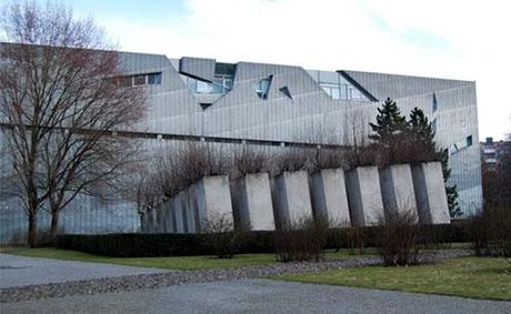 Museo Judío en Berlín, by Daniel Libeskind