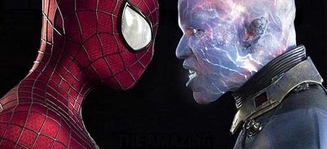 "Electro, protagonista del teaser de ""The Amazing Spider-Man 2″"