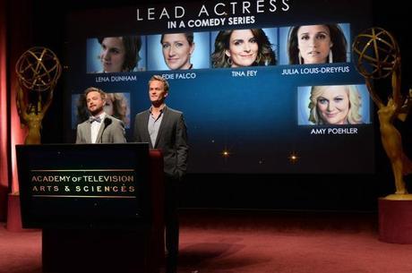 Lista de los nominados a los Emmy 2013