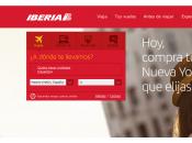 Anuncio Iberia social flight para volar precio quieras ¿fake fallo?