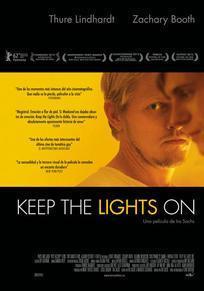 Cartel de Keep the Lights On