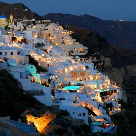 Un hotel boutique... Santorini es el paraíso!!!