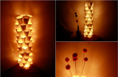 L mparas diy - Ideas para lamparas ...