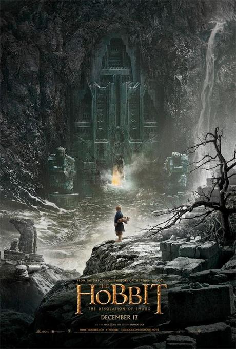 El Hobbit. La desolación de Smaug.