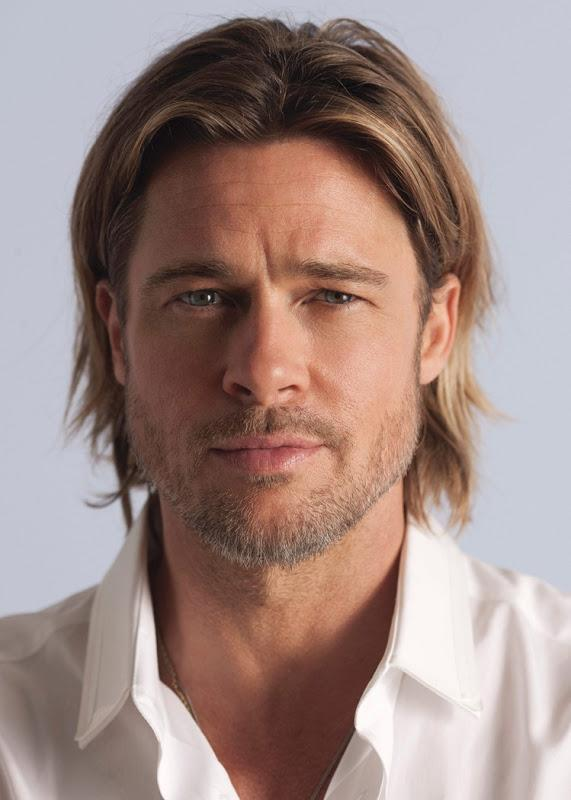 Brad  Pitt- Gerry Lane