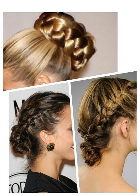 Peinados Con Trenzas De Lado Peinado Con Trenza Al Lado Para Pelo - Peinados-con-trenzas-a-un-lado