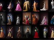 Arte Moda: pinturas Francisco Zurbarán trajes inspirados obra