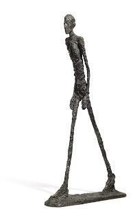 Giacometti en la Fundación Mapfre