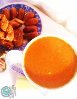 Harira, Sopa tradicional Marroquí de Ramadan.