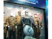 [SDCC2013] Revelado traje escudo Capi Capitán América: Soldado Invierno