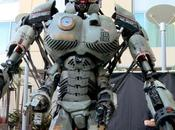 Comic-Con 2013 impresionante robot Wired