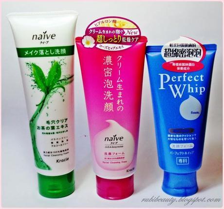 Limpiadores faciales kanebo shisheido deep cleansing foam perfect whip