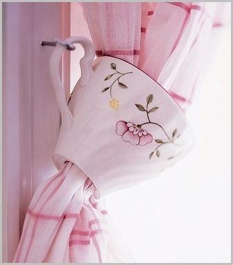Цветы шторы своими руками
