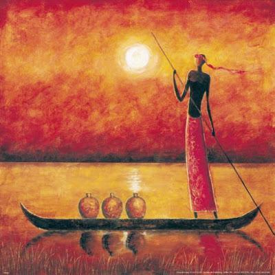 Laminas decoupage africa ii paperblog - Laminas antiguas para cuadros ...