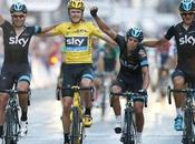 Chris Froome ganador Tour France