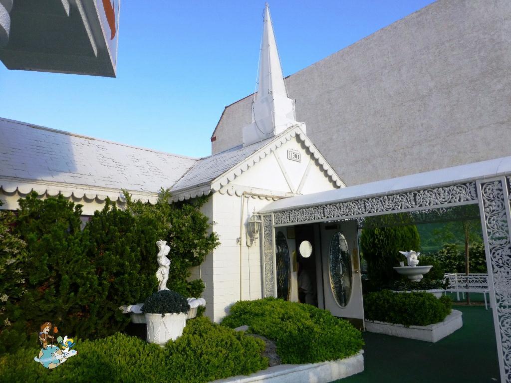 Mejores capillas de bodas en Las Vegas