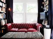 salón Eric Marshall, espacio contrastes