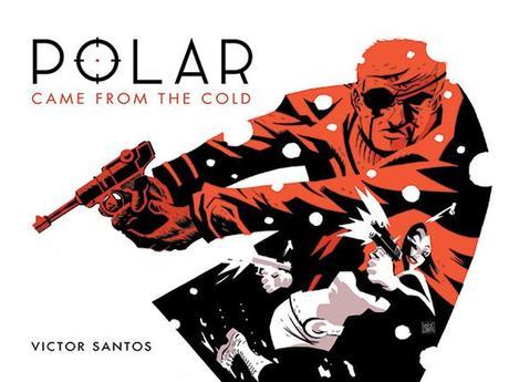 Polar victor santos dark horse comics
