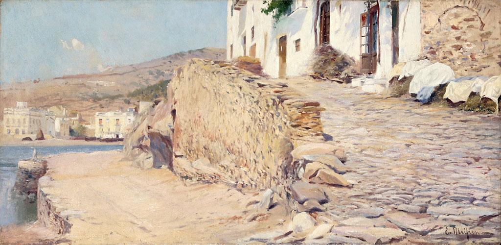 La influencia de meifr n en otros pintores paperblog - Pintores en girona ...