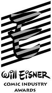Logo Premios Eisner