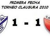 Vélez Sarsfield:1 Colón:1 Fecha)