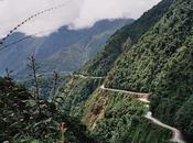 carretera peligrosa mundo