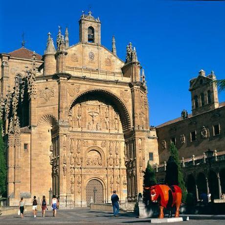 Centro Hist. de Salamanca (1988)