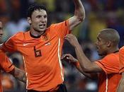 Holanda elimina Brasil Mundial Sudáfrica 2010.