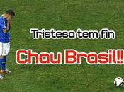 Sudáfrica 2010: afiches eliminación brasil mundial