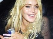 Lindsay Lohan recibe puñetazo como regalo cumpleaños