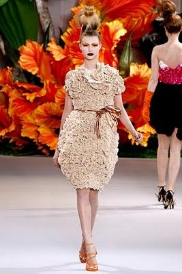 DESFILES: Christian Dior Fall 2010 Couture