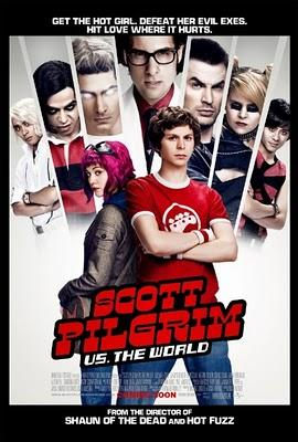 Scott Pilgrim vs The World – nuevo póster internacional