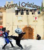Jávea. XI Feria Medieval - Fiestas de Moros y Cristianos 2010