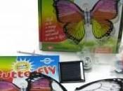 Mariposa Solar Juguete para Educacion
