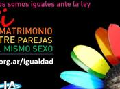 Campaña Matrimonio para parejas mismo sexo