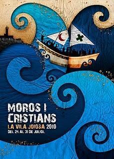 Villajoyosa. Fiestas de Moros y Cristianos 2010