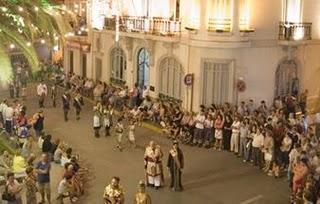 Novelda. Fiestas de la Magdalena - Moros y Cristianos 2010