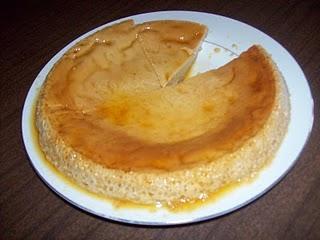 Flan napolitano sin gluten paperblog - Como se hace el flan de huevo al bano maria ...