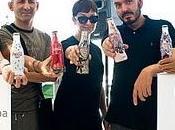 diseñadores nacionales botella… Coca-Cola Light!