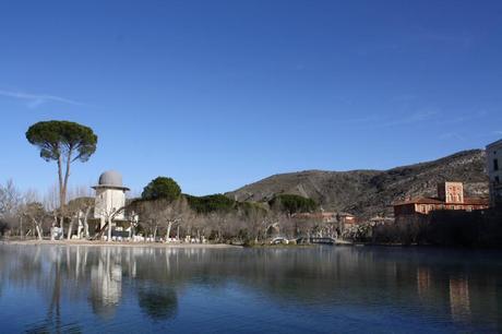 Balneario Termas Pallarés Lago termal Alhama de Aragón. Galería fotográfica semanal de el vuelo del buitre