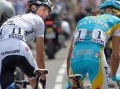 Tour repartido entre Schleck Contador