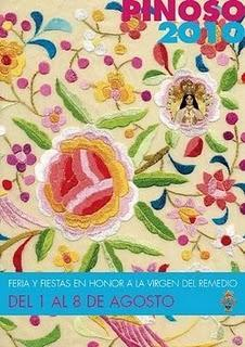 Pinoso. Feria y Fiestas de la Virgen del Remedio 2010