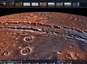 NASA Microsoft muestran Marte