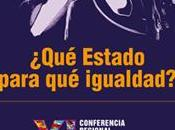 Este julió inauguró undécima Conferencia Regional sobre Mujer América Latina Caribe Brasilia.