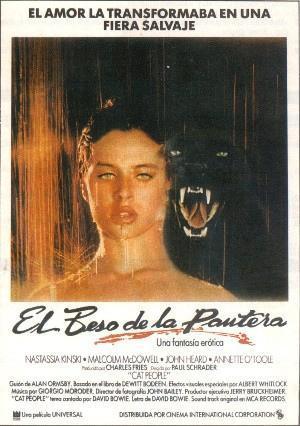 """Recomendaciones cinéfagas: """"El Beso de la Pantera"""", """"La Cosa"""", """"Lluvia Negra"""", """"ElPuente"""", """"Magnolia"""" y """"DoceMonos"""""""