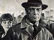 Alphaville (1965) Jean-Luc Godard. Arquitectura, Tecnología Ciudad